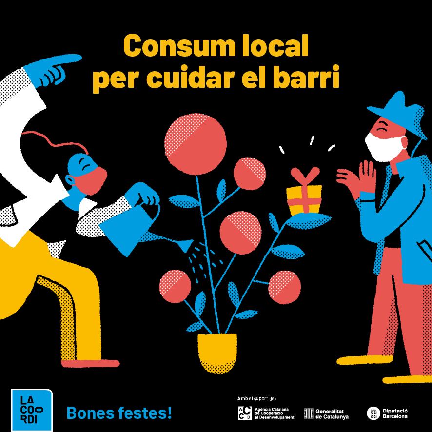 Consum local per cuidar el barri